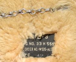 AAF B-3 jacket