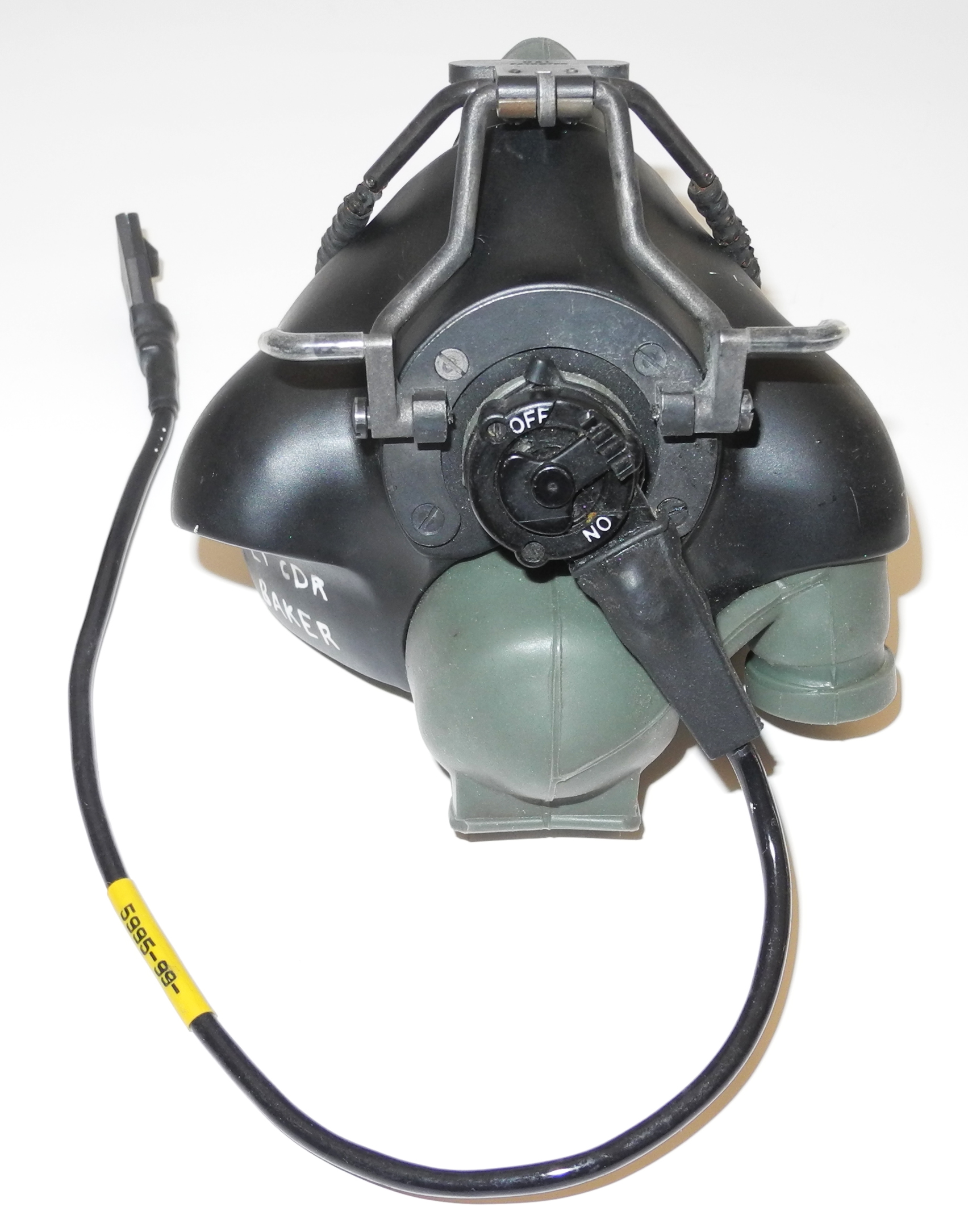 RAF/FAA Type P/Q oxygen mask