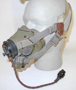 RAF Oxygen Mask head harness