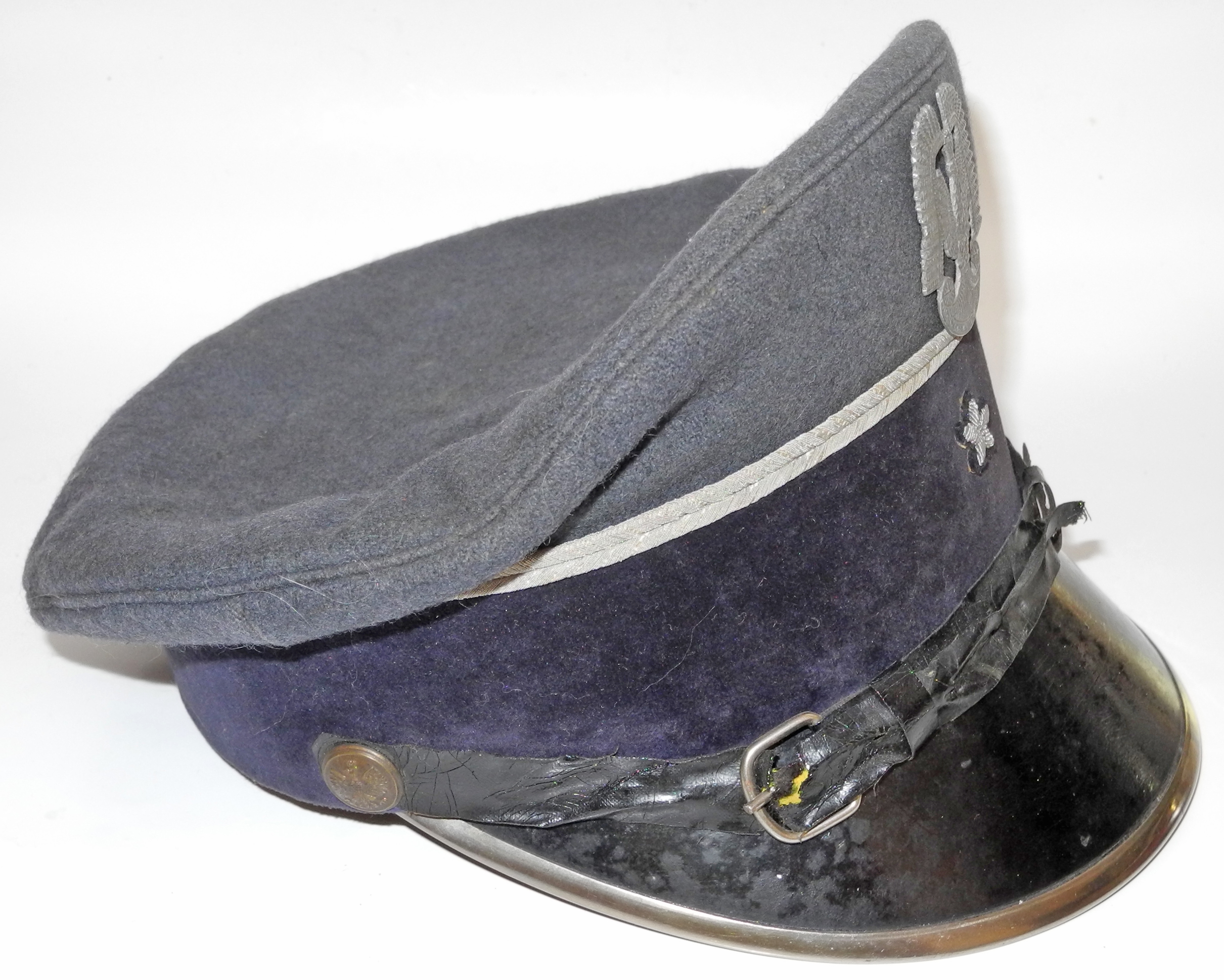 WWII era Polish NCO's service dress cap