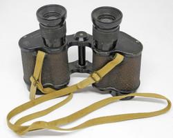 RAF 6 x 30 Binoculars + case 6E/3466