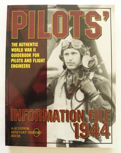 AAF Pilots Information File reprint