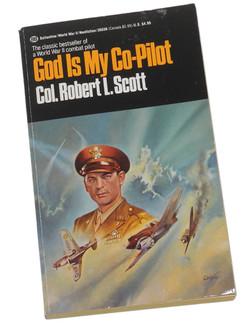 Robert Scott signed book