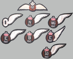 RAF Canadian made wings