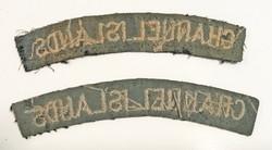 RAF Channel Islands shoulder titles