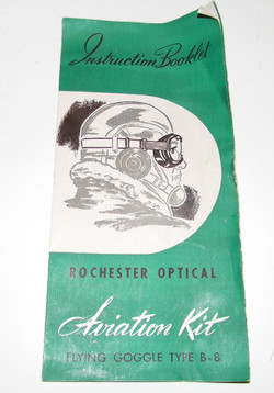 AAF B-8 goggles by Rochester Optical