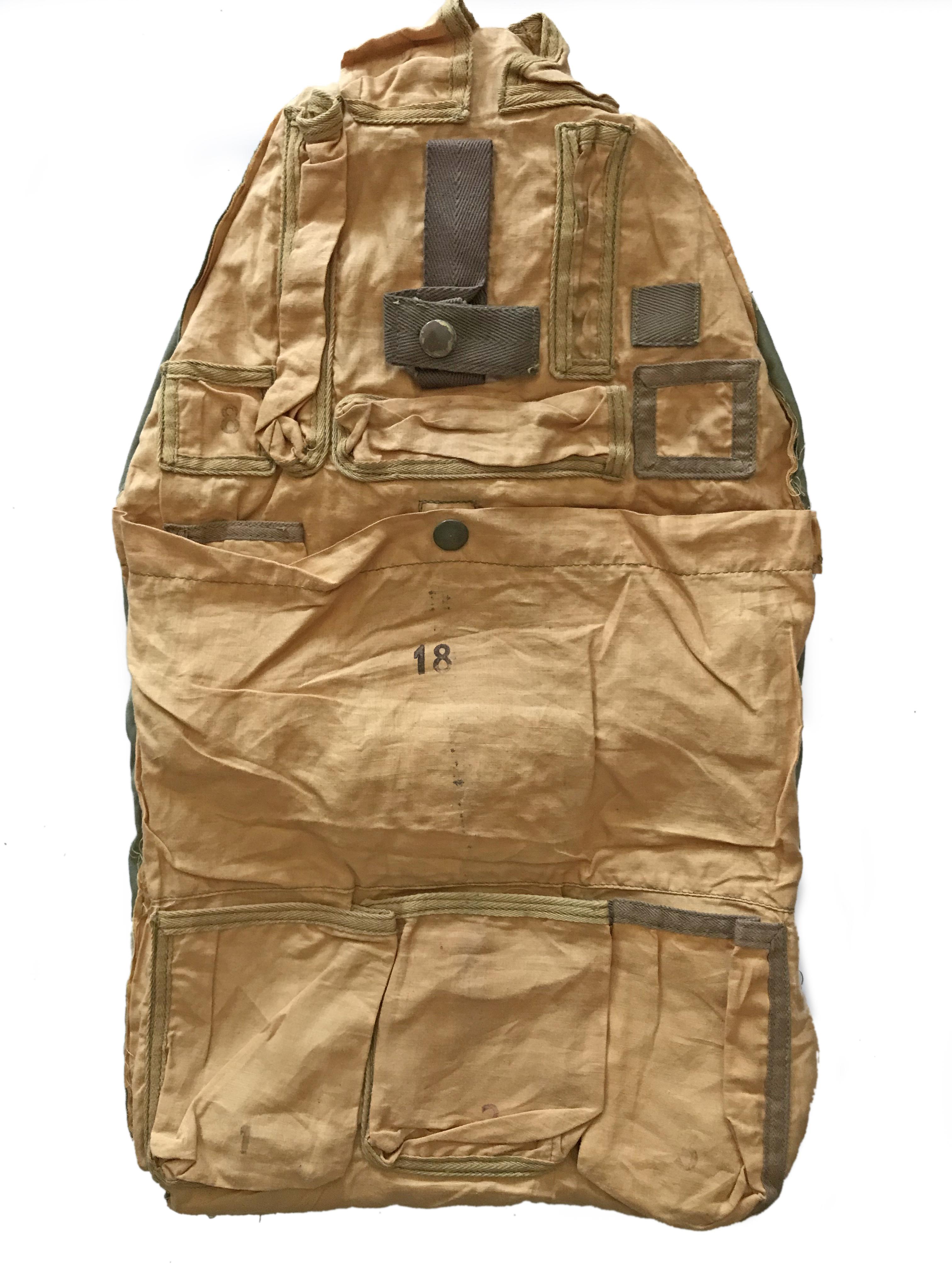 RAF Tropical backpack survival kit