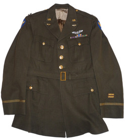 AAF British made officer's tunic