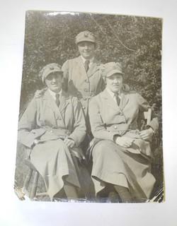 WWI WRAF original photo