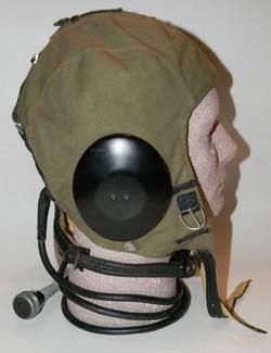Italian Typo M flying helmet