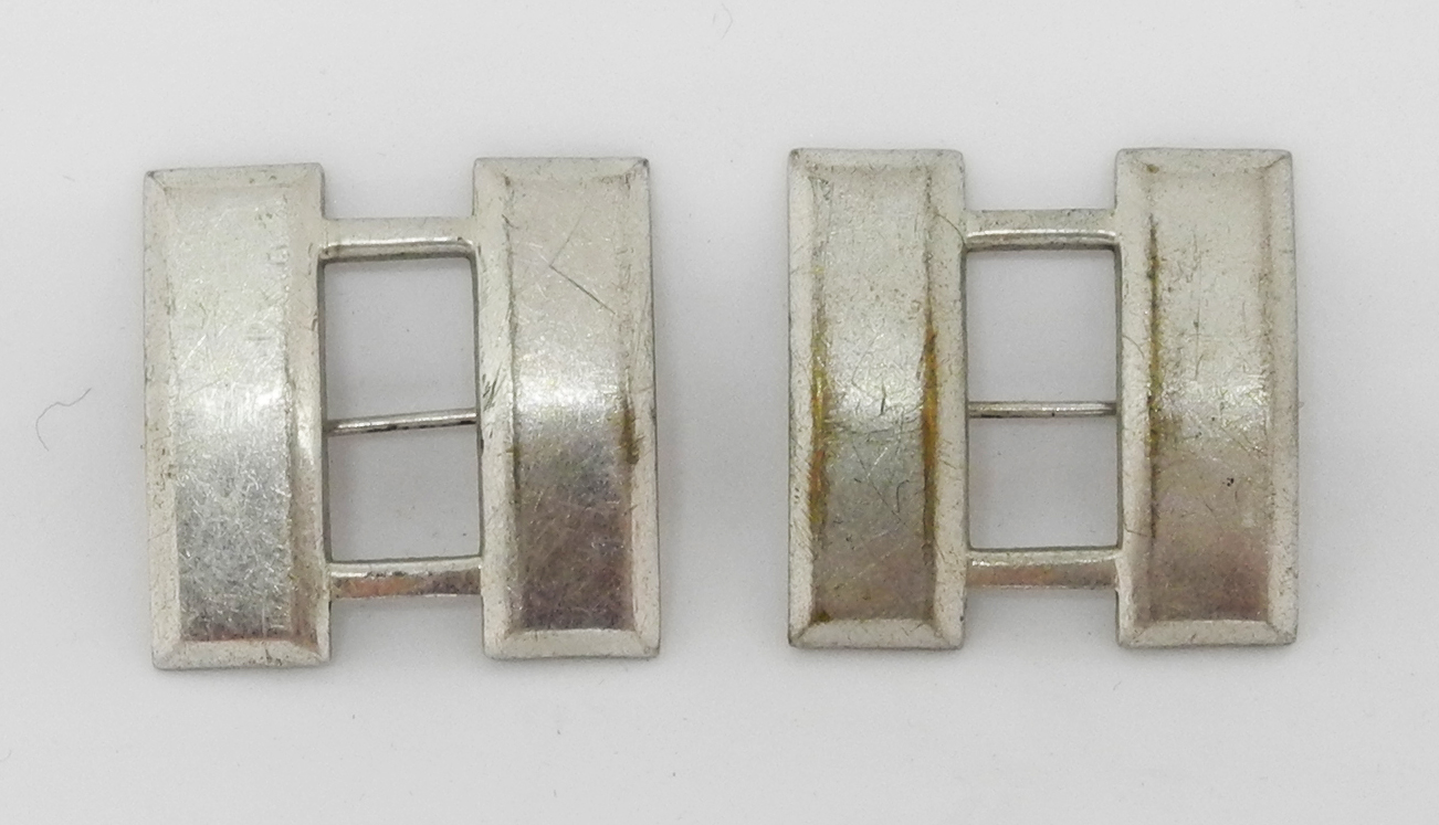 WWII US captain's bars