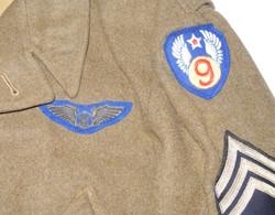 AAF B-13 Flight Jacket 9th AF
