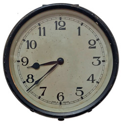 RAF office clock