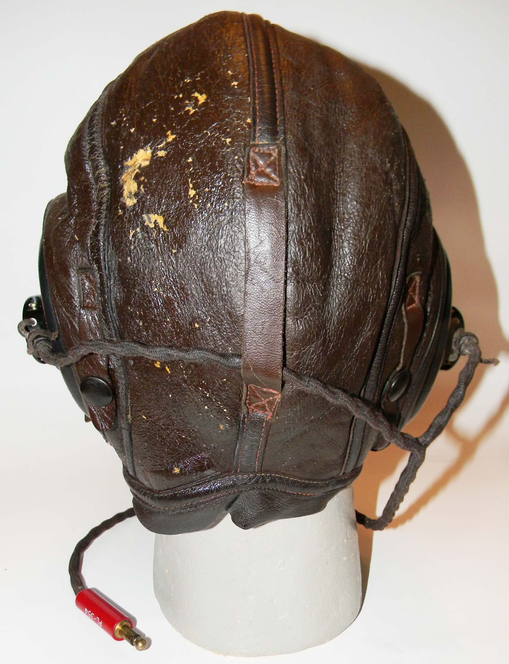 RARE AAF AN-H-16 flight helmet