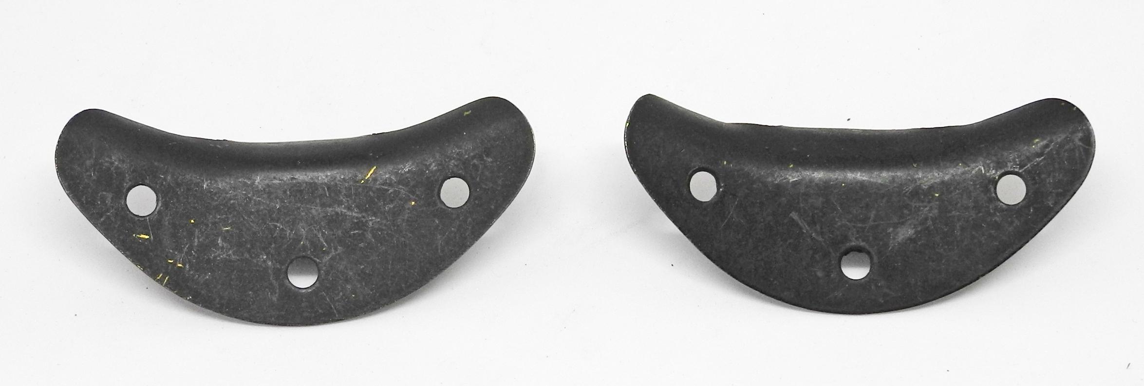 RAF  B helmet / Mk IV goggles plates