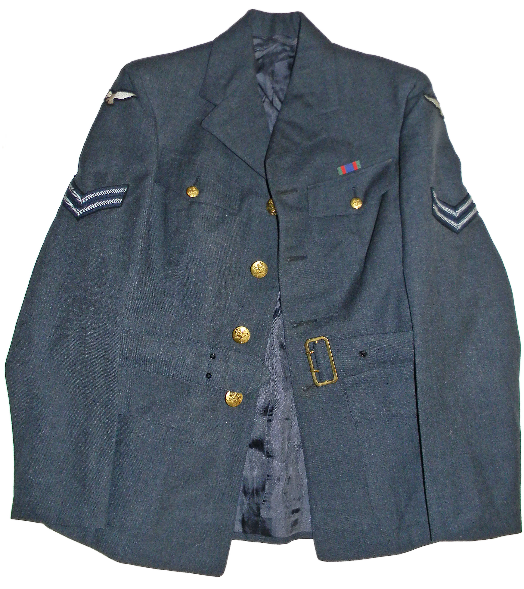 Canadian Women's Air Force uniform
