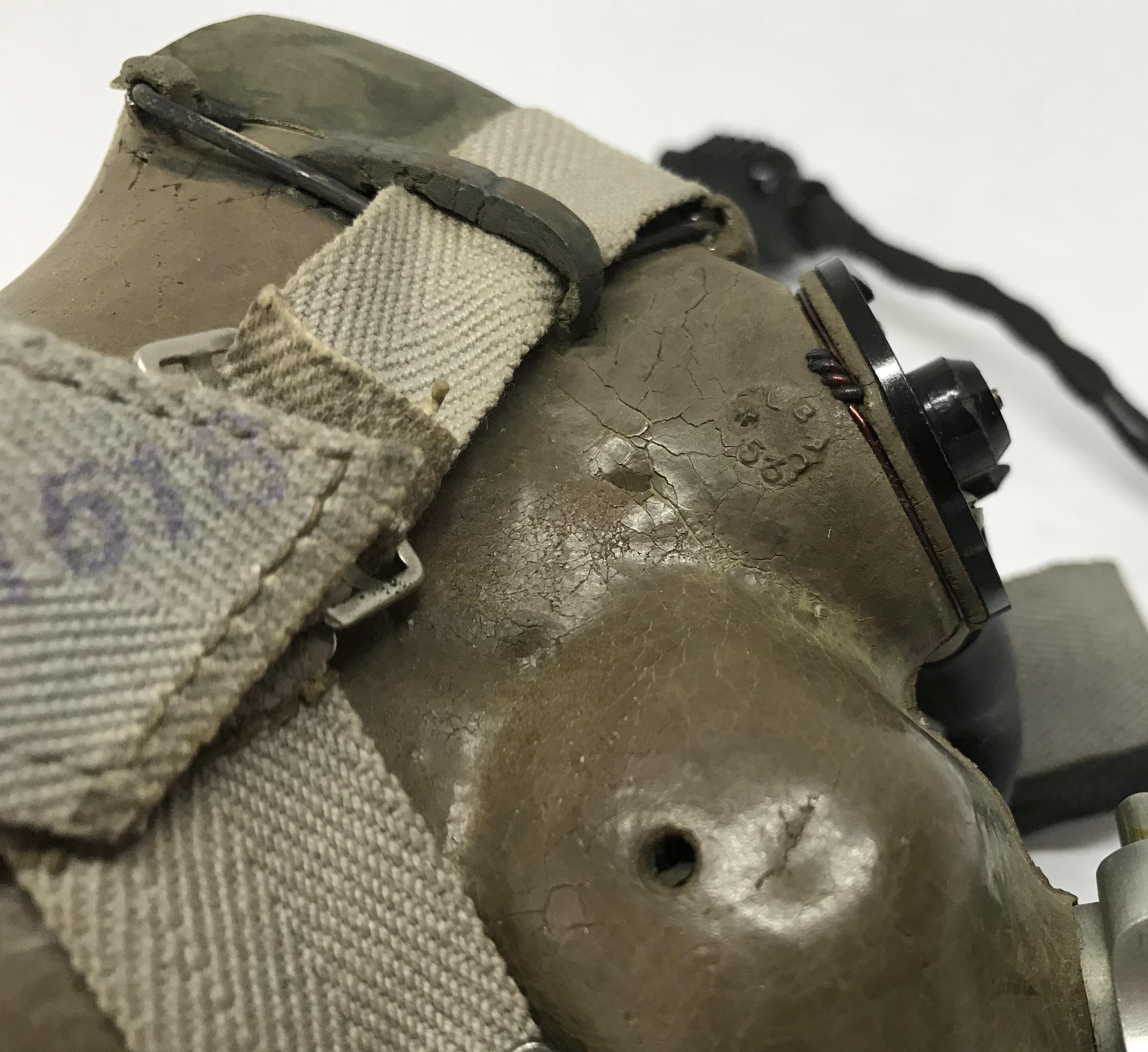 RAF Type J pressure breathing mask
