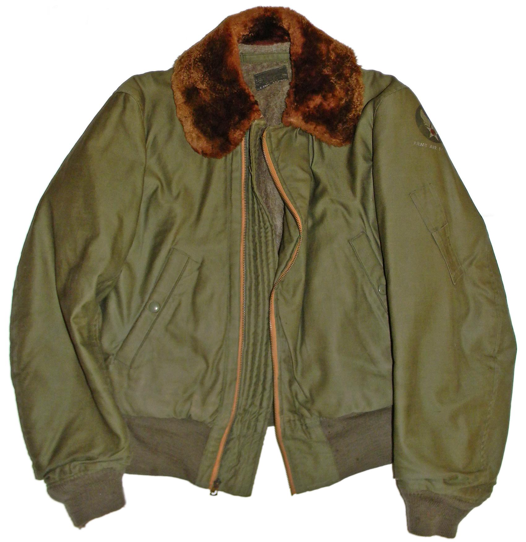 AAF B-15 jacket