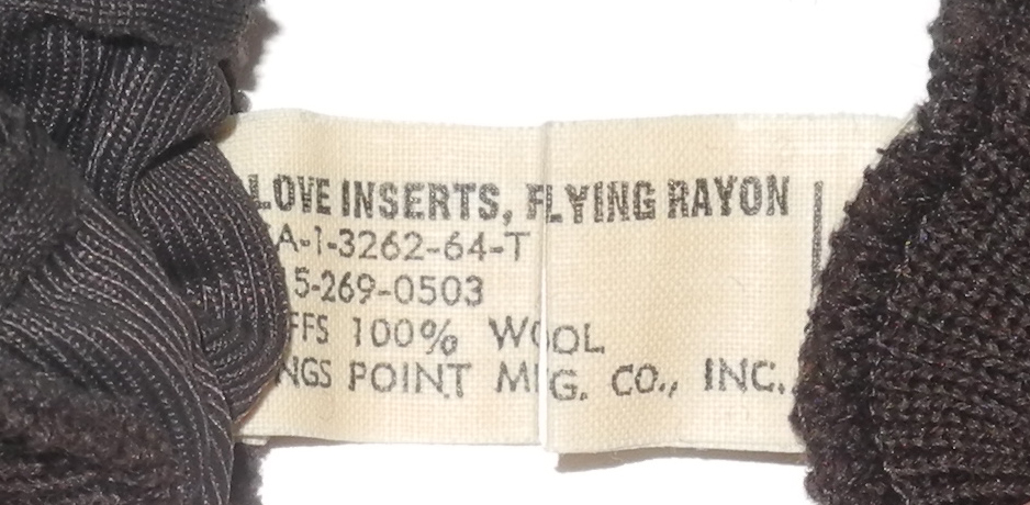AAF Rayon Flying Glove Liners