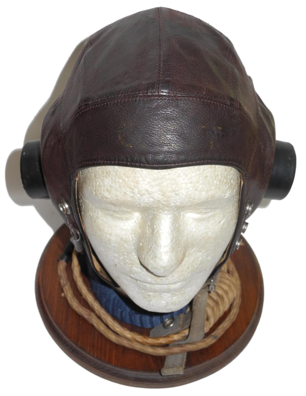 RAF wired Type C helmet size 4