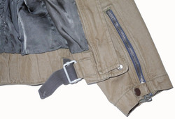 Luftwaffe Mediterranean summer flying suit jacket