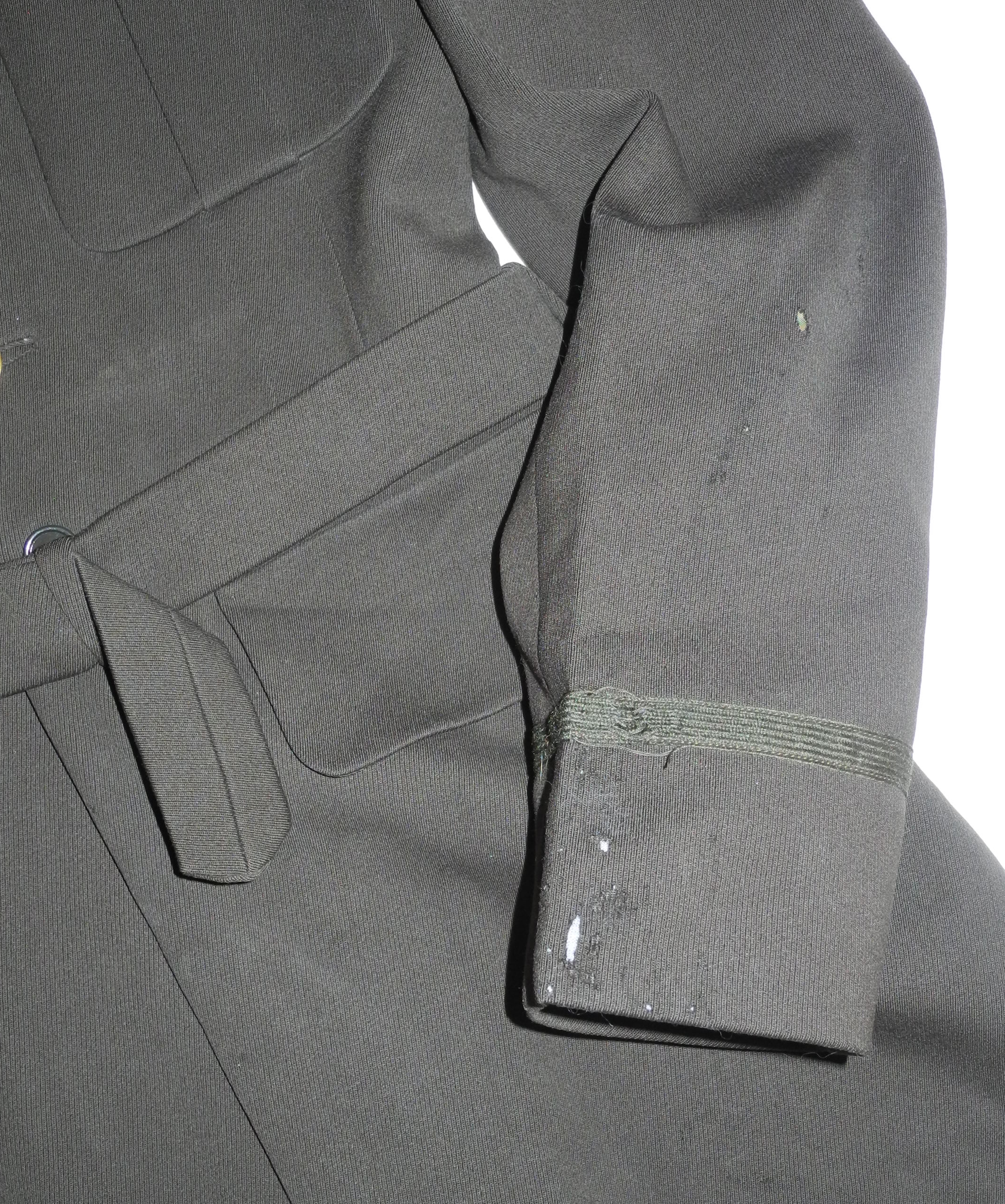 AAF Glider Pilot / Troop Carrier 4-pocket tunic