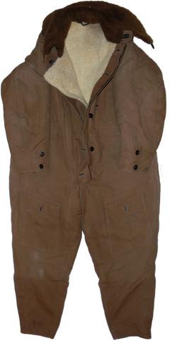 USSR cold weather flight suit