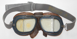 RAF cut-down Mk VII goggles