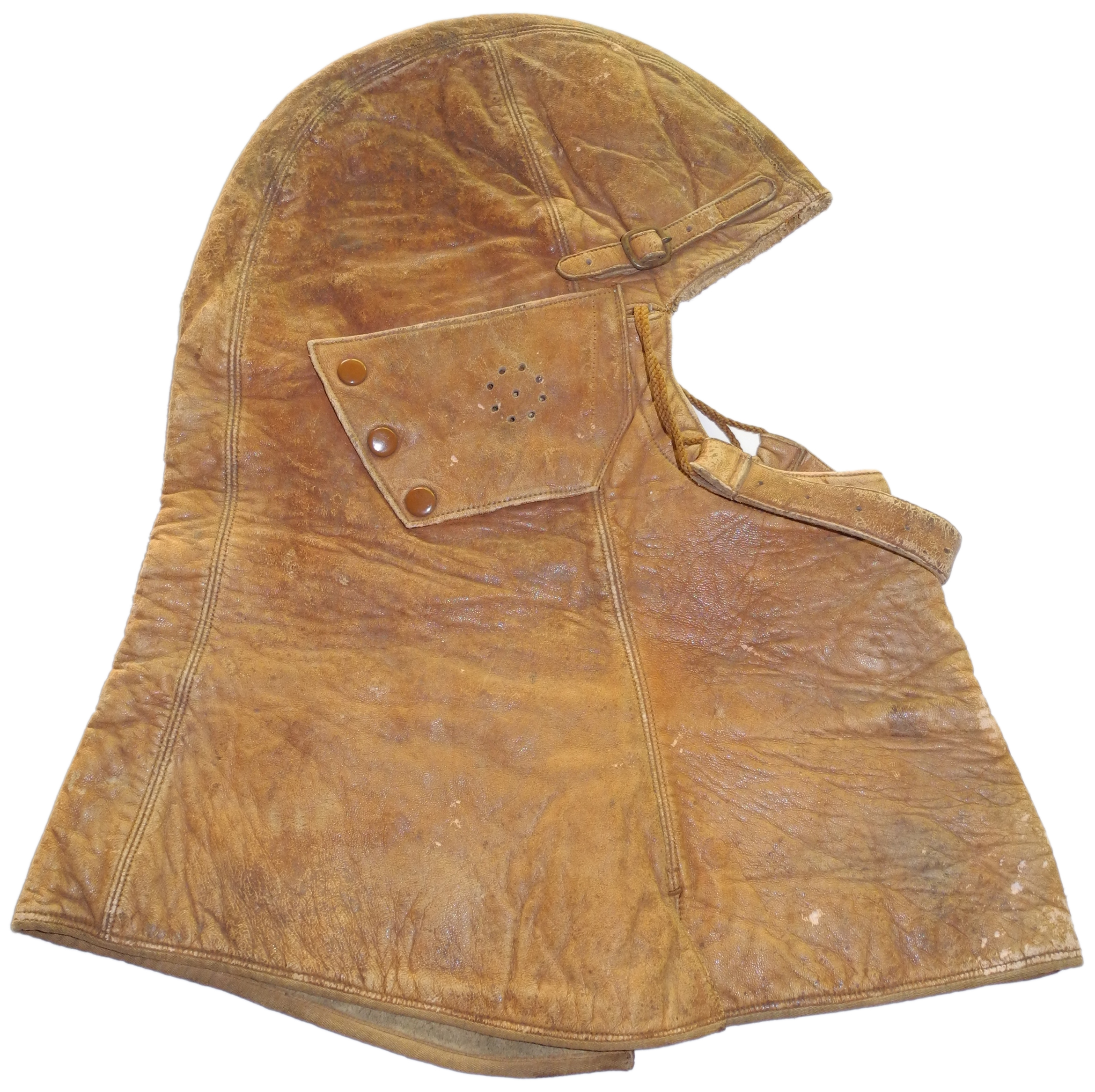 RFC cowl / hood flying helmet