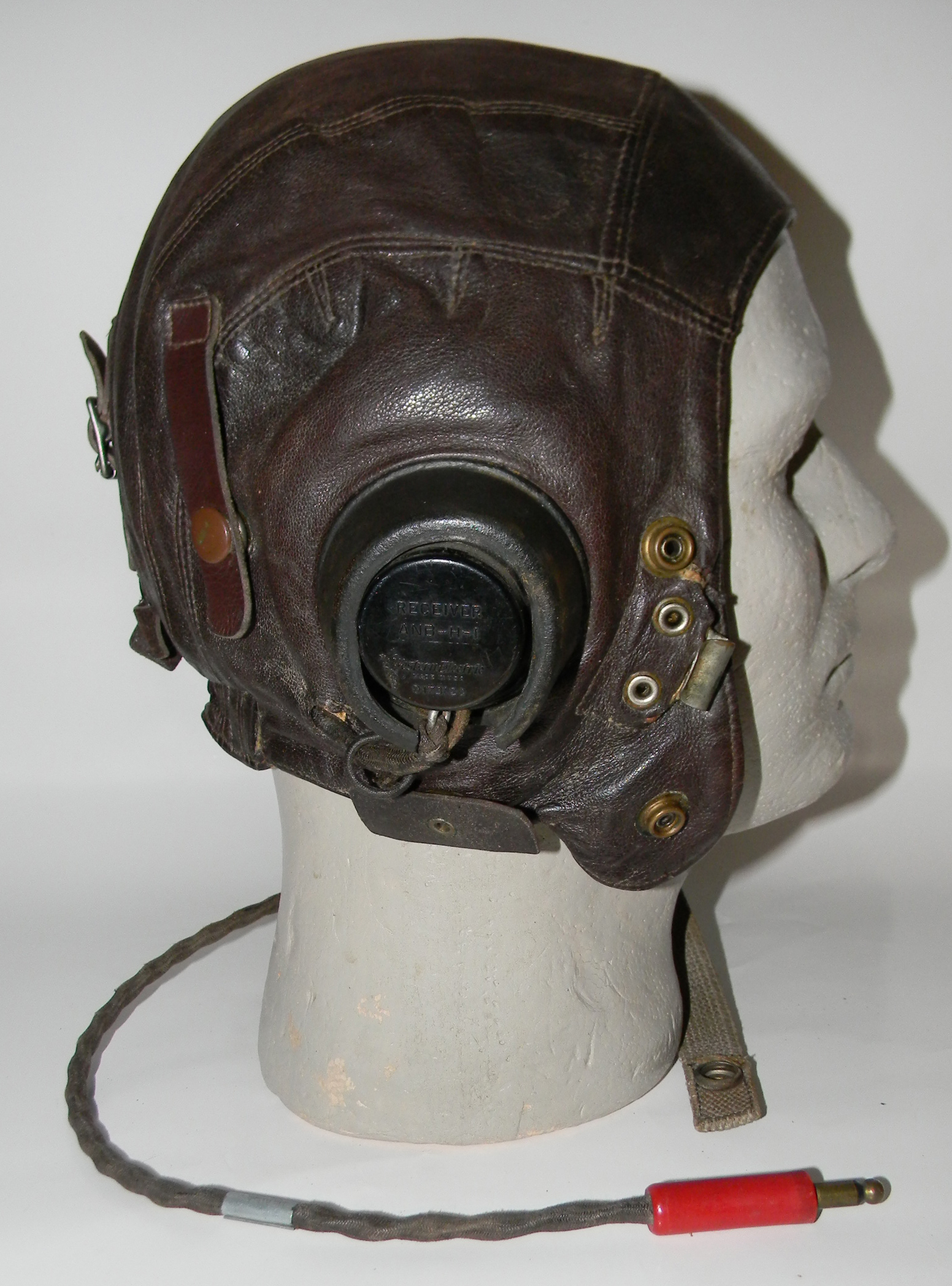 Type C helmet with ANB-H-1 receivers