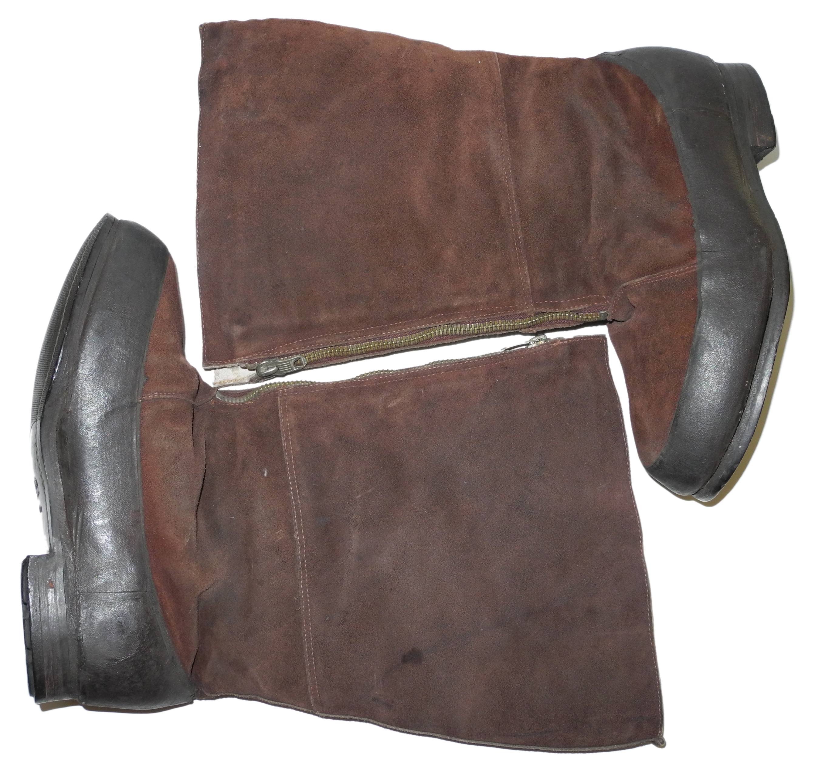 RAF 1940 pattern boots size 7