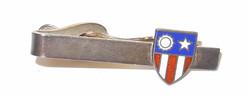 WWII CBI tie clip