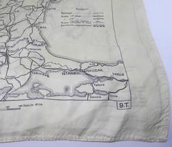 RAF escape map Bulgaria / Greece