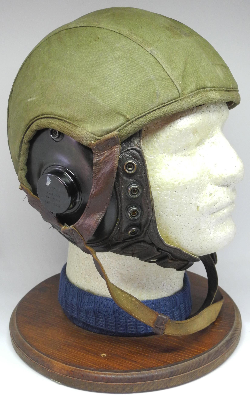 AAF M-4 flak helmet