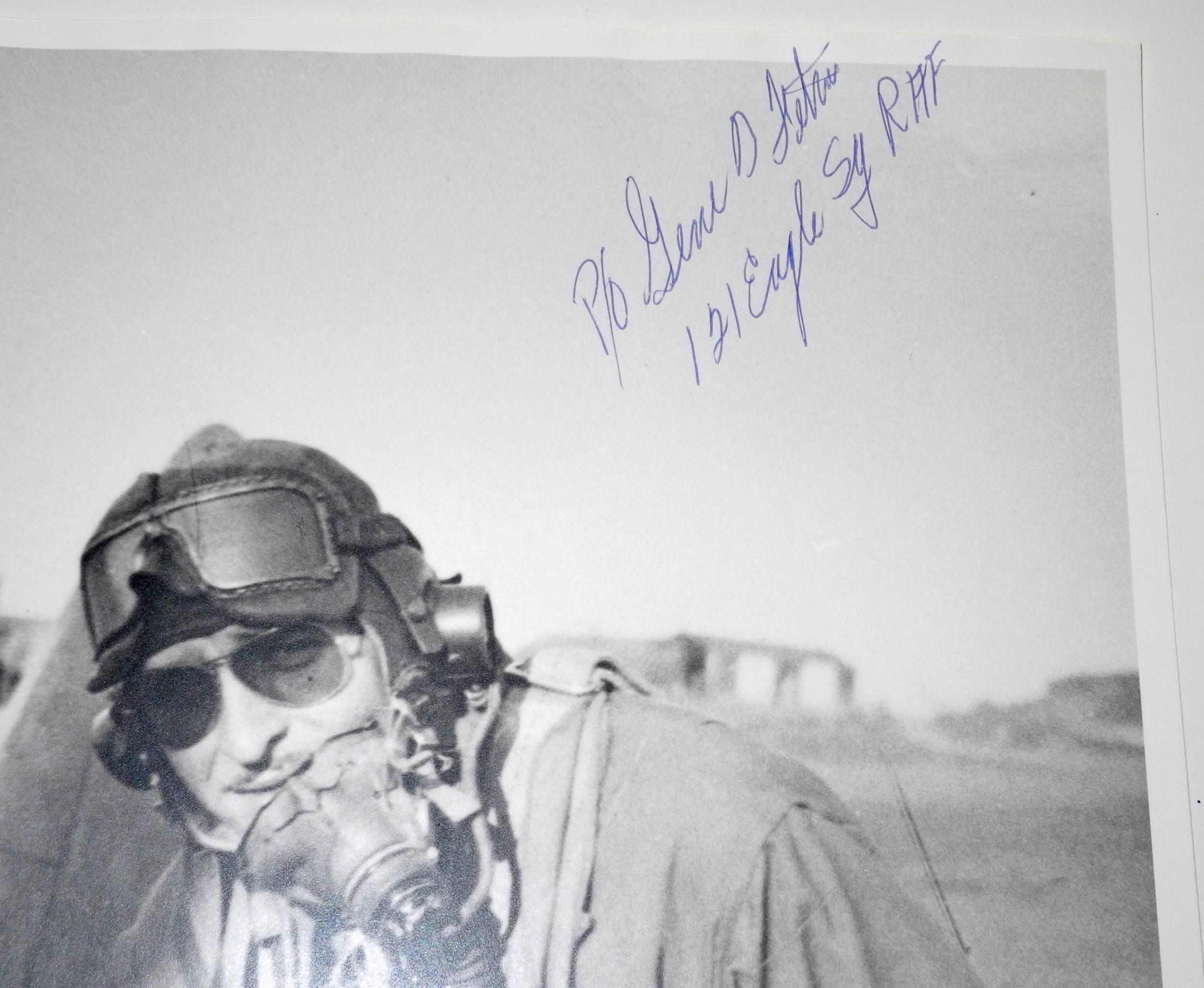 Eagle Squadron Gene Fetrow