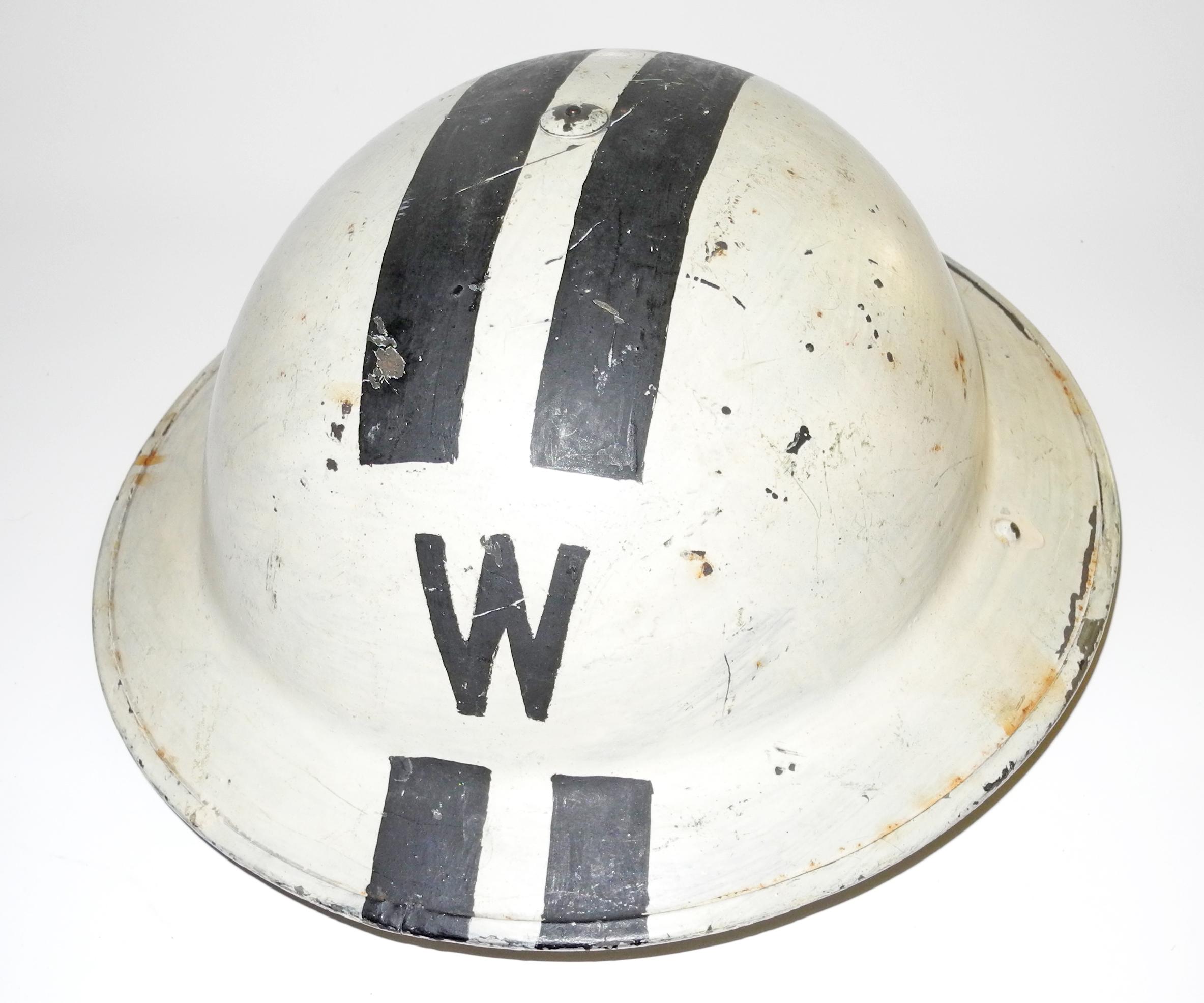 ARP Senior Warden's helmet