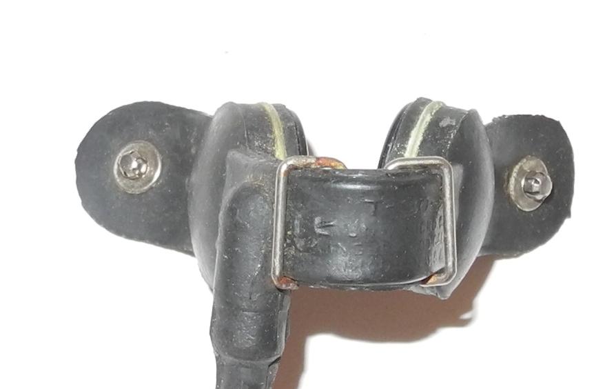 AAF T-30 throat mics. x 3