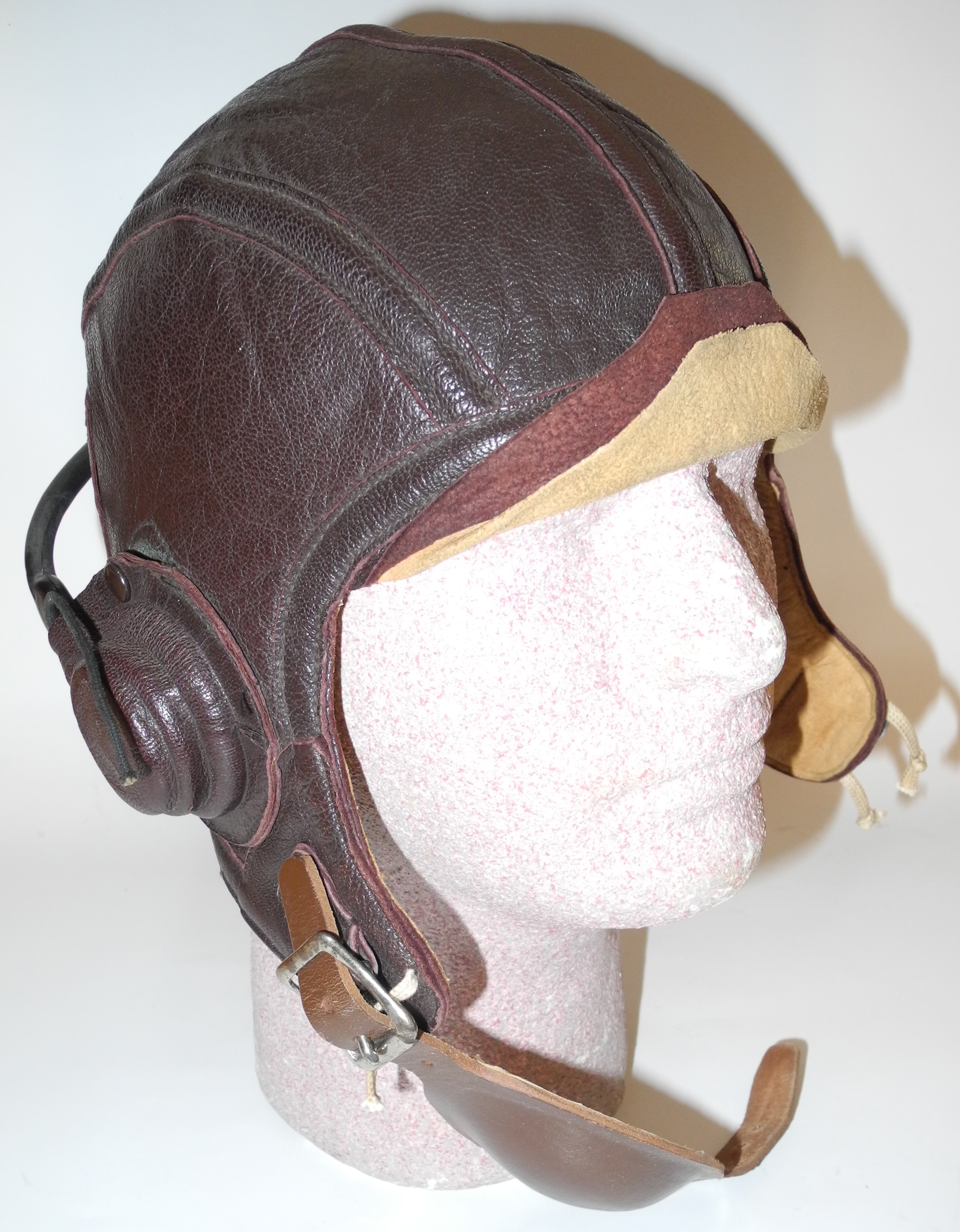 USN NAF 1092 helmet +TH-37 receivers