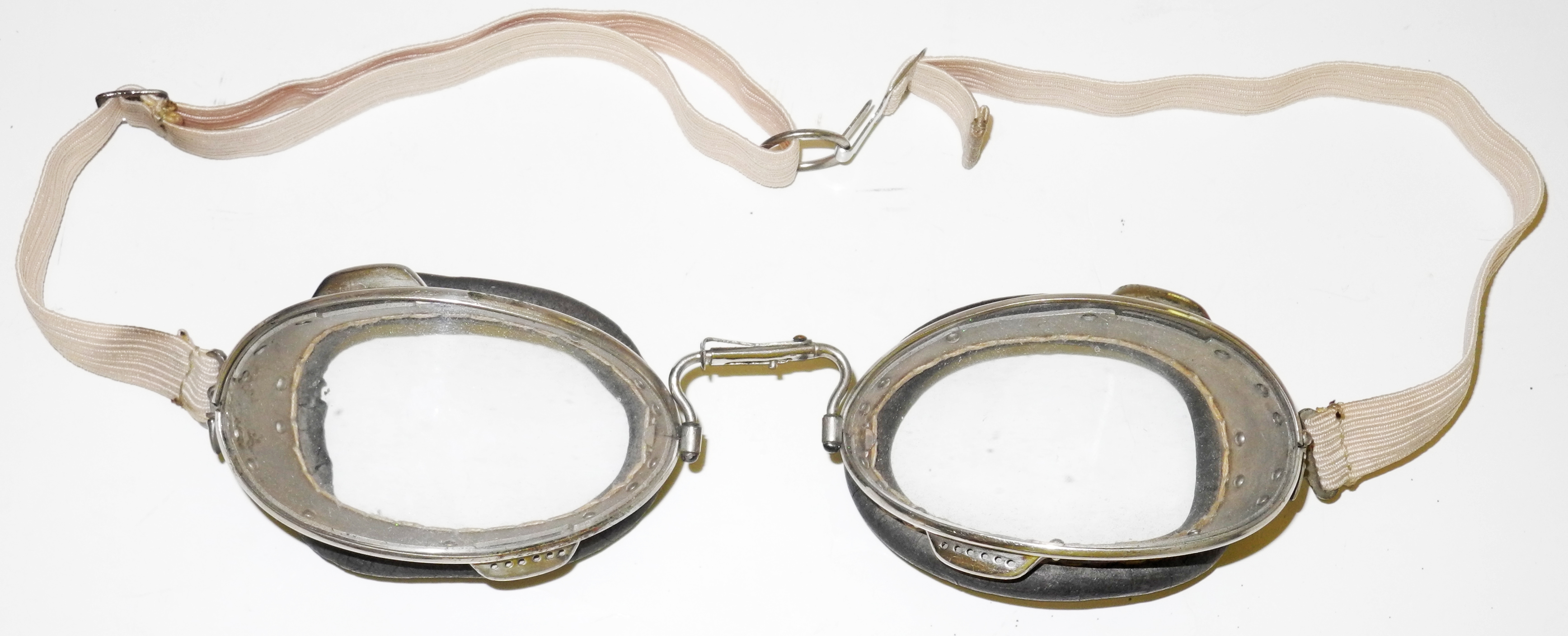 Googlette No. 3 French WWI goggles