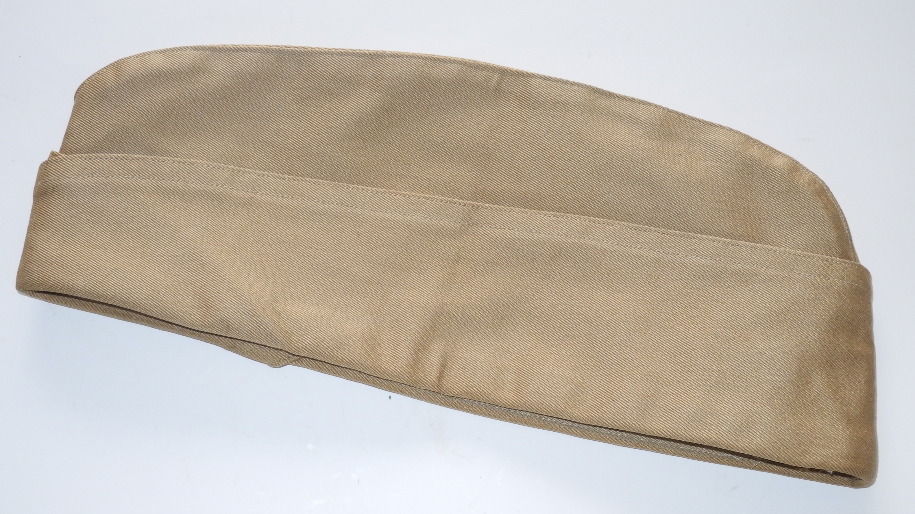 US Army enlisted sidecap