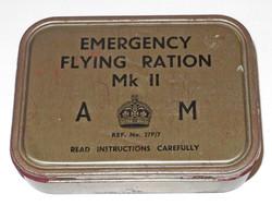 RAF Emergency Flying Ration Mk II