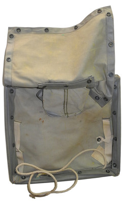 USN seat pack for AN6520-1 life raft