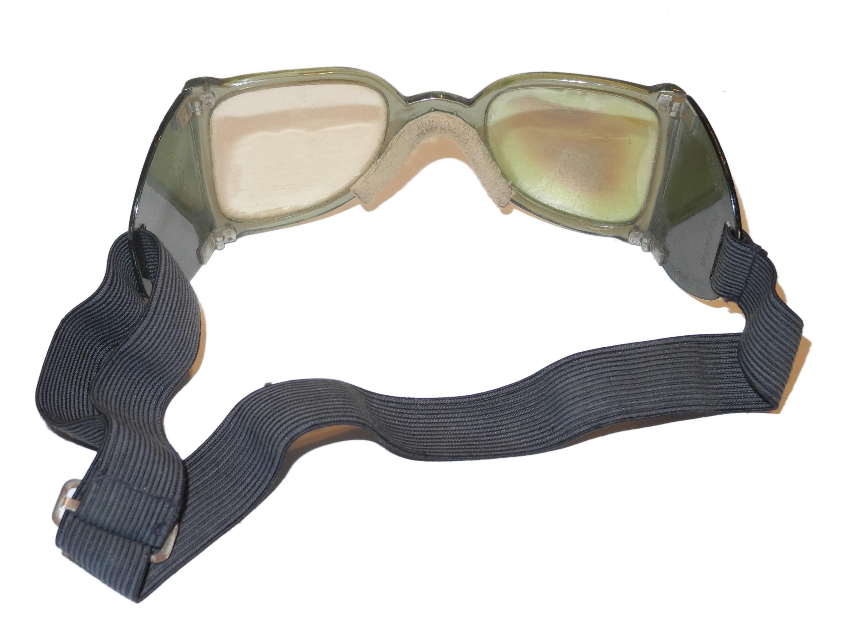 RAF spectacles Mk VI Polaroid