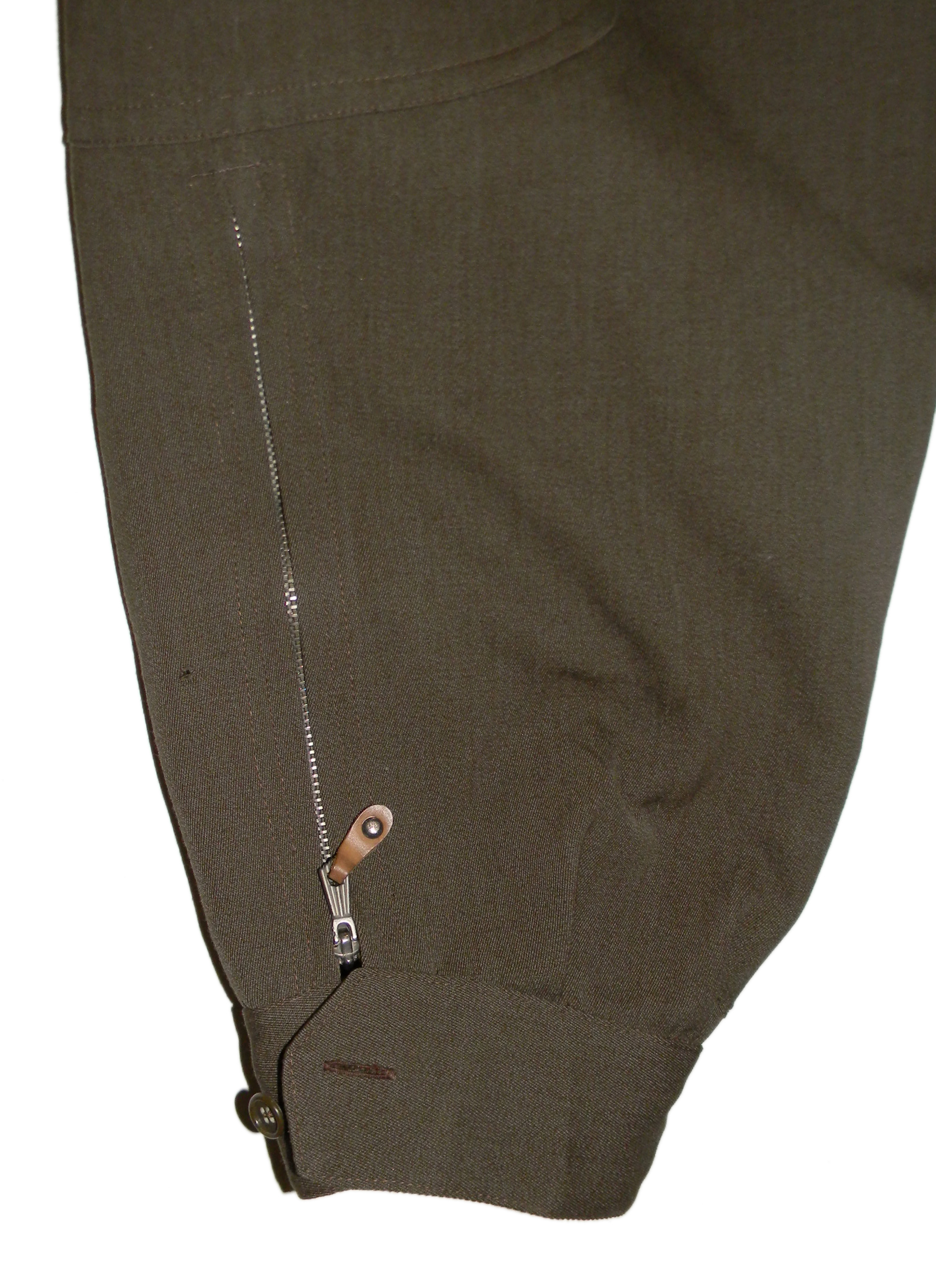 WWII Italian flying suit trousers