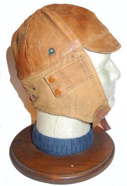 WWI US Air Service flying helmet