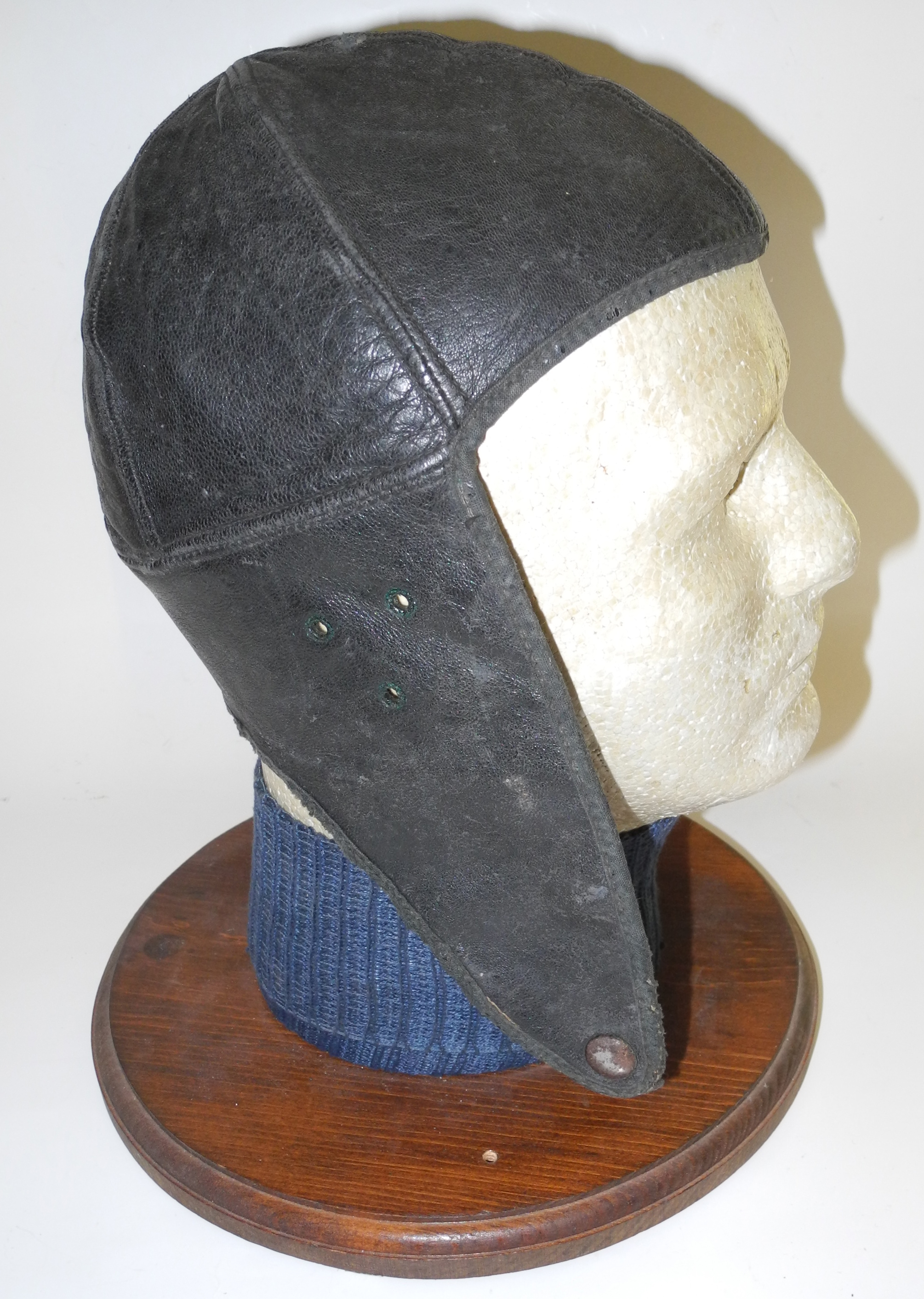 1930s flying / motoring helmet $85