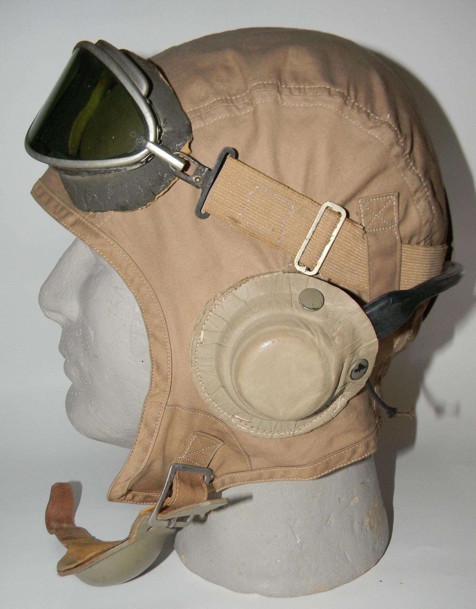 USN M-450 helmet and Mk II goggles
