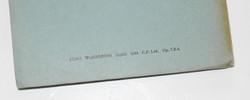 RAF Pilots Notes for Avro Lancaster