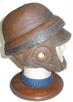 Great War Roold aviation helmet