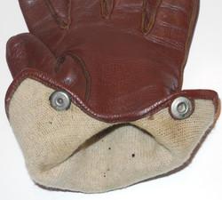 RAF officer's service dress gloves